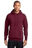 7.8-oz Pullover Hooded Sweatshirt Cardinal Thumbnail