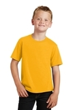 Youth Fan Favorite Tee Bright Gold Thumbnail