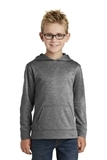 Youth Pullover Hooded Sweatshirt Graphite Heather Thumbnail
