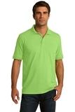 Port Company Tall 5.5-ounce Jersey Knit Polo Lime Thumbnail