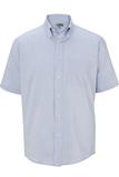 Men's Pinpoint Oxford Shirt SS Blue Thumbnail