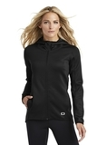 Women's OGIO ENDURANCE Stealth Full-Zip Jacket Blacktop Thumbnail
