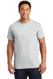 Ultra Cotton 100 Cotton T-shirt Ash Thumbnail
