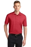 Sport-Tek Heather Contender Polo Scarlet Heather Thumbnail