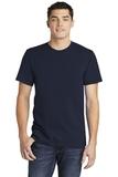American Apparel Fine Jersey T-Shirt Navy Thumbnail