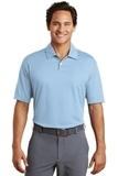 Nike Golf Dri-FIT Pebble Texture Polo Shirt Cirrus Blue Thumbnail