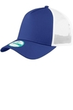 Era Snapback Trucker Cap Royal with White Thumbnail