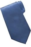 Men's Herringbone Tie Blue Thumbnail