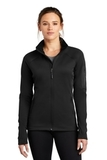 Women's The North Face Mountain Peaks Full-Zip Fleece Jacket TNF Black Thumbnail