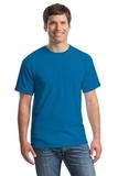 Heavy Cotton 100 Cotton T-shirt Antique Sapphire Thumbnail