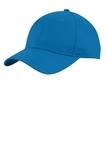 Uniforming Twill Cap Brilliant Blue Thumbnail