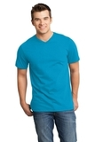 Young Men's Very Important Tee V-neck Light Turquoise Thumbnail