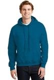 Heavyblend Hooded Sweatshirt Antique Sapphire Thumbnail