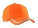 Safety Cap Safety Orange Thumbnail
