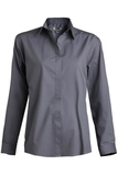 Women's Cafe Shirt Dark Grey Thumbnail