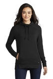 Women's OGIO Luuma Pullover Fleece Hoodie Blacktop Thumbnail