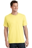 5.5-oz 100 Cotton T-shirt Yellow Thumbnail