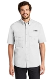 Eddie Bauer Short Sleeve Fishing Shirt White Thumbnail