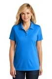 Women's Dry Zone UV MicroMesh Polo Coastal Blue Thumbnail