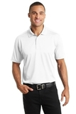 Diamond Jacquard Polo White Thumbnail