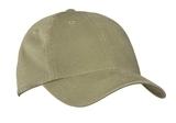 Garment-washed Cap Khaki Thumbnail