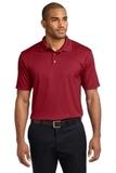 Performance Fine Jacquard Polo Shirt Rich Red Thumbnail