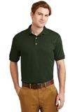 Ultra Blend 5.6-ounce Jersey Knit Sport Shirt Forest Thumbnail