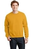 Heavy Blend Crewneck Sweatshirt Gold Thumbnail