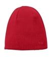 New Era Knit Beanie Red Thumbnail