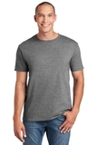 Softstyle Ring Spun Cotton T-shirt Graphite Heather Thumbnail