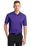Sport-Tek Heather Contender Polo Varsity Purple Heather Thumbnail