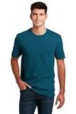 Men's Perfect Blend Crew Tee Deep Turquoise Fleck Thumbnail