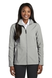 Women's Collective Soft Shell Jacket Gusty Grey Thumbnail