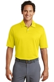 Nike Golf Dri-FIT Pebble Texture Polo Shirt Tour Yellow Thumbnail