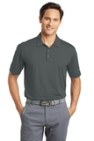 Nike Golf Dri-FIT Vertical Mesh Polo Anthracite Thumbnail