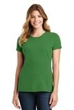 Women's Port & Company Fan Favorite Tee Kiwi Green Thumbnail