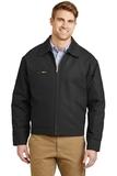 Duck Cloth Work Jacket Black Thumbnail