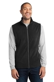 Microfleece Vest Black Thumbnail