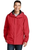 3-in-1 Jacket Red with Black Thumbnail