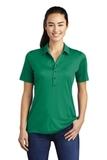 Women's Posi-UV Pro Polo Kelly Green Thumbnail