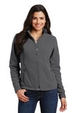 Women's Value Fleece Jacket Iron Grey Thumbnail