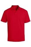 Men's Dry-mesh Hi-performance Polo Red Thumbnail