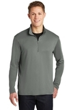 Competitor 1/4-Zip Pullover Grey Concrete Thumbnail