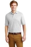 Spotshield 5.6-ounce Jersey Knit Polo Shirt Ash Thumbnail