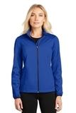 Women's Active Soft Shell Jacket True Royal Thumbnail