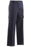 Women's Flat Front Cargo Pant Navy Thumbnail