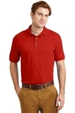 Ultra Blend 5.6-ounce Jersey Knit Sport Shirt Red Thumbnail