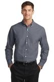 Superpro Oxford Shirt Black Thumbnail