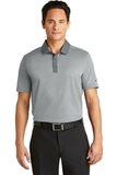 Nike Golf Dri-FIT Heather Pique Modern Fit Polo Grey Heather Thumbnail