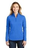 Women's The North Face Tech 1/4-Zip Fleece Monster Blue Thumbnail